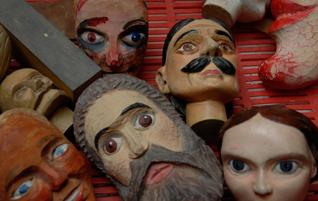 Puppets in Prague 2013