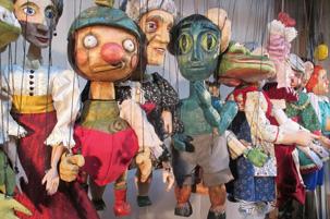 Czech Marionette Workshop